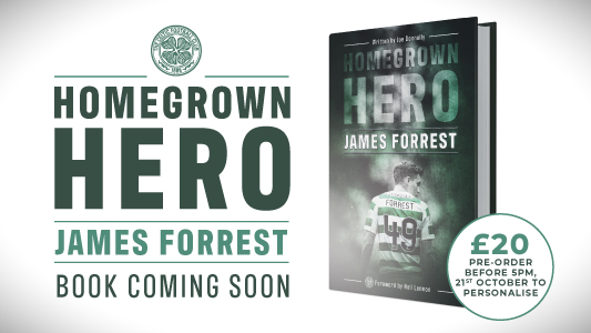 Homegrown Hero - pre-order now