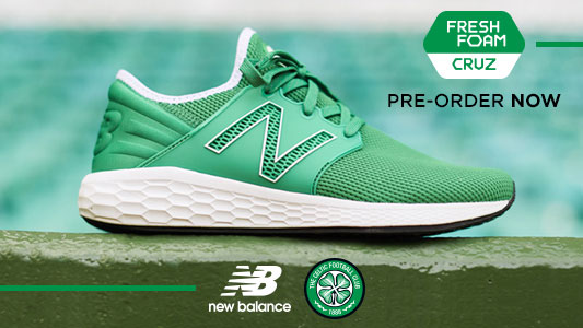 Introducing The Celtic x NB Cruz Trainers