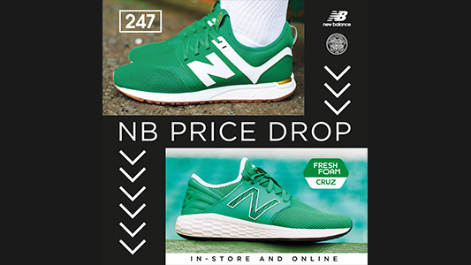 Celtic NB Trainers