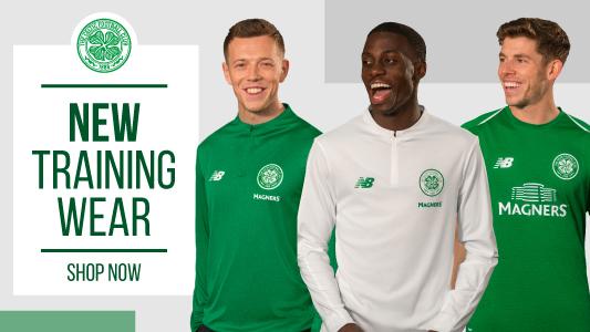 Celtic Training Wear