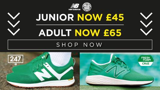Celtic NB Trainers