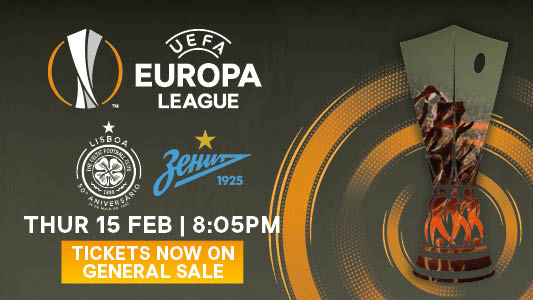 Europa League Tickets Public Sale