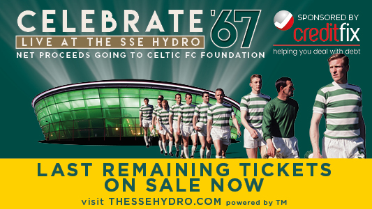 Celebrate '67 - TICKETS STILL AVAILABLE