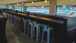 Hospitality at Celtic Park