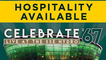 Celebrate 67 hospitality