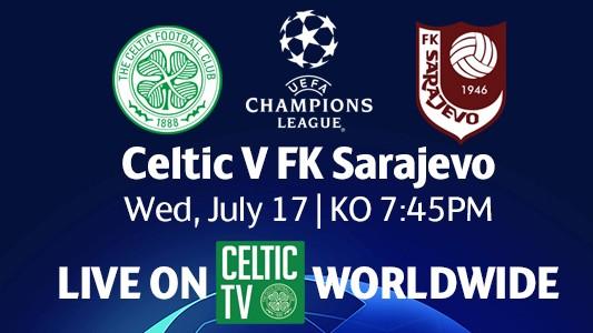 Celtic TV - Sarajevo
