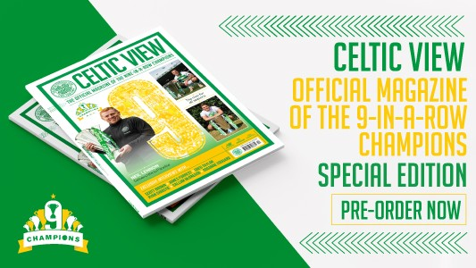 Pre-order Celtic View Special Issue