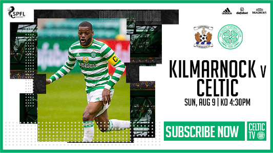 Subscribe to Celtic TV