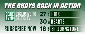Celtic TV Jan Feb 18
