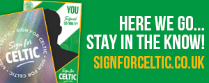 Sign For Celtic