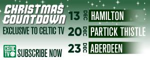 Celtic TV December 2017