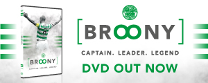 Broony DVD out now