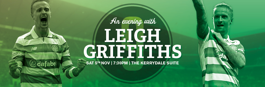 A Night with Leigh Griffiths