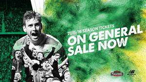 Season Tickets 2015/16