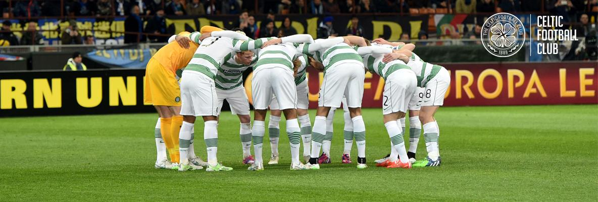 Battling Celts lose 1-0 to Inter Milan in the San Siro