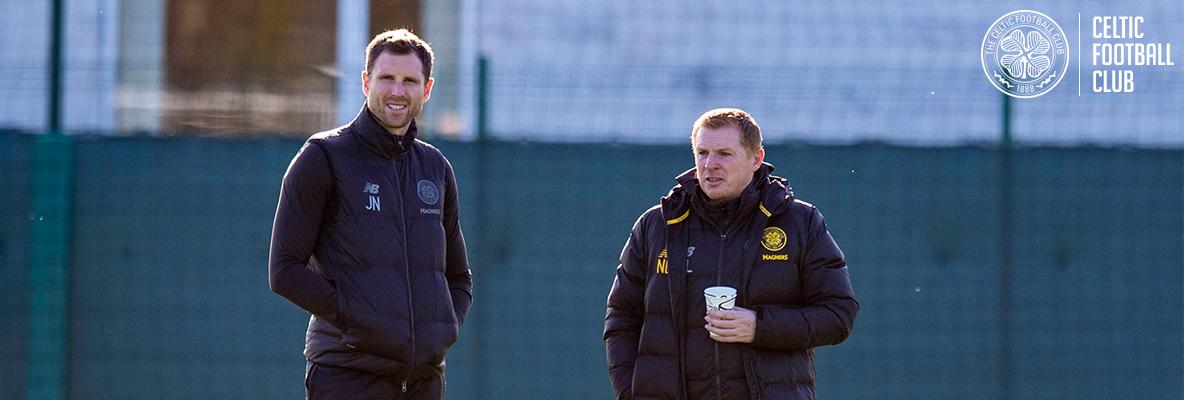Celtic's Head of Sport Science discusses training in lockdown