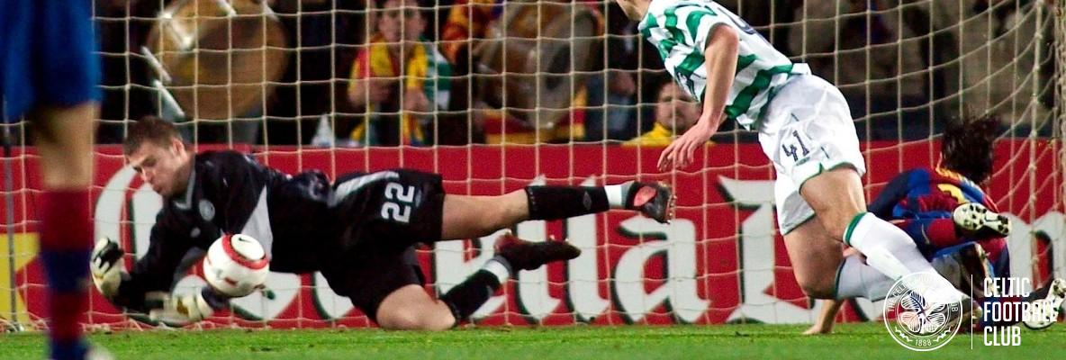 The Story of… David Marshall's breathtaking Barca shut-out