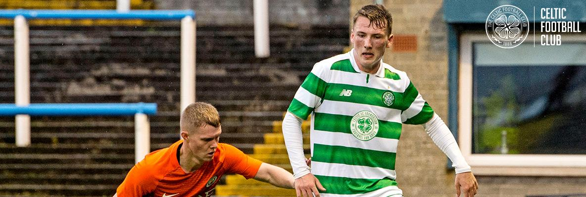 Euro disappointment for young Celts at Cappielow
