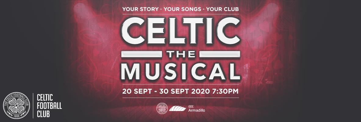 Celtic The Musical – the perfect Valentine's gift