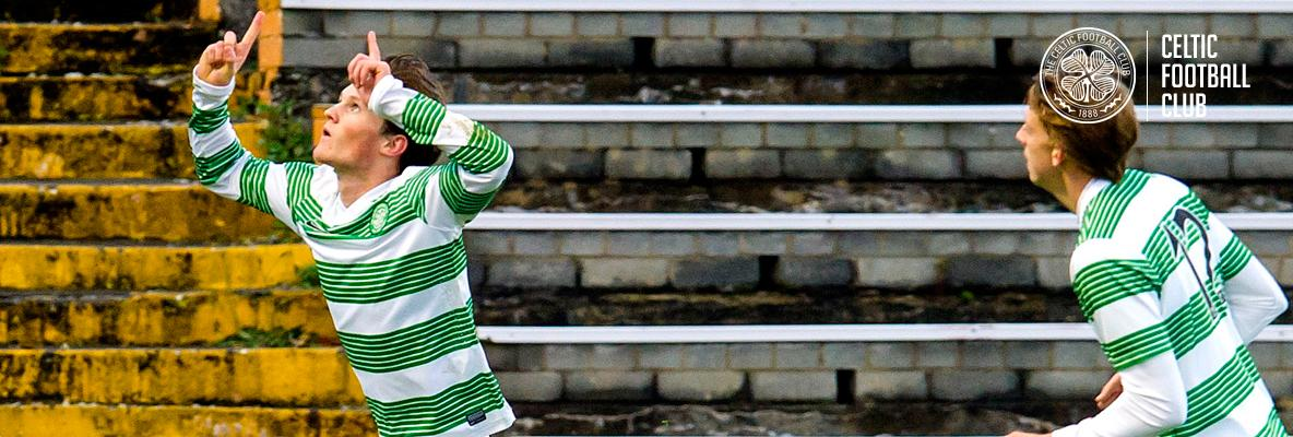 Young Celts set for tough test against Everton