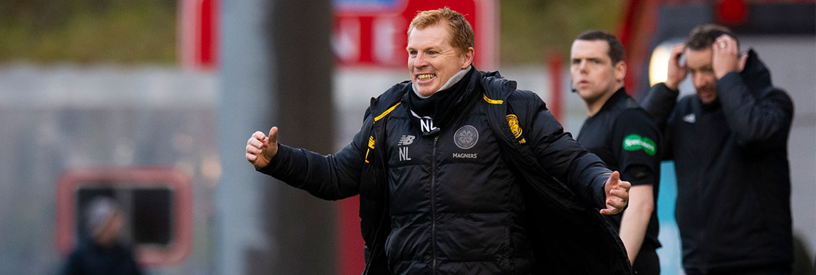 Neil Lennon: Winning momentum key for difficult Motherwell game