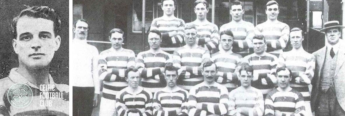 Joe Cassidy - a legendary Celtic century Bhoy