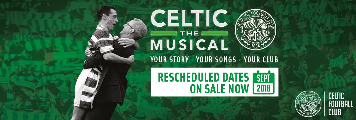 Celtic The Musical is returning to Glasgow – tickets on sale now
