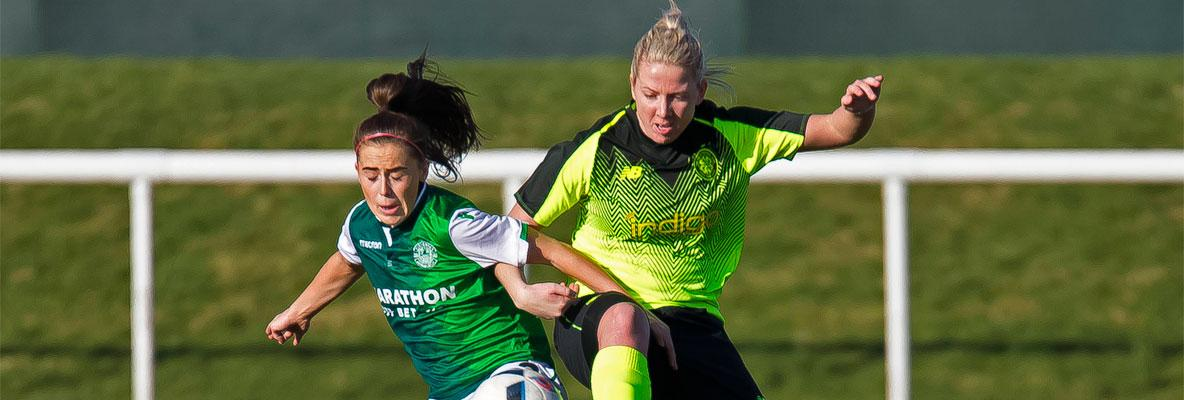 Disappointment as Hoops lose out against Hibernian