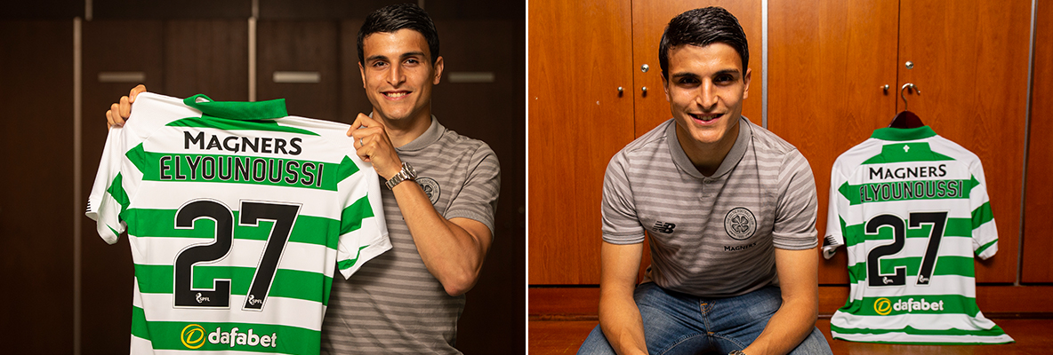 Delight as Mohamed Elyounoussi signs new season-long loan deal