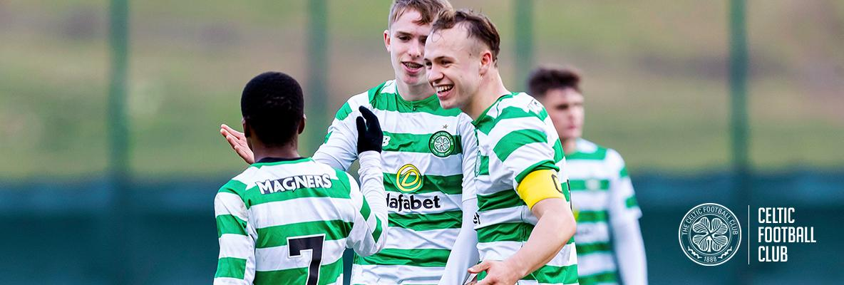 Celts hit Thistle for six in Glasgow Cup opener