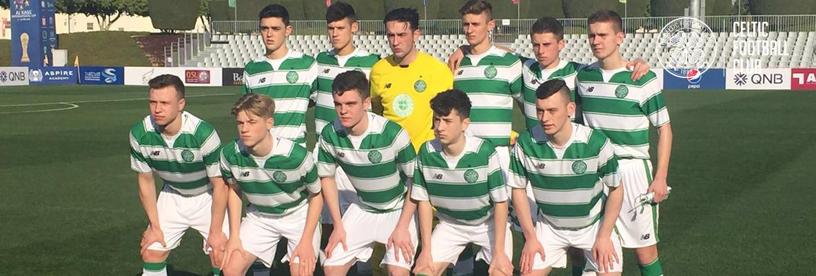 Success in Qatar as young Celts beat Argentinian side