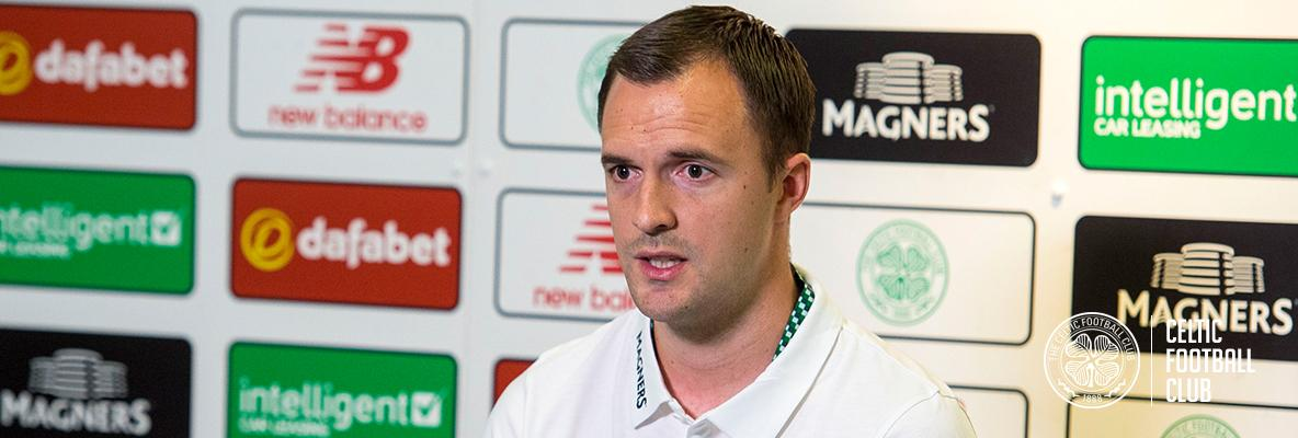 Chris Davies on going for 55 in this week's Celtic View