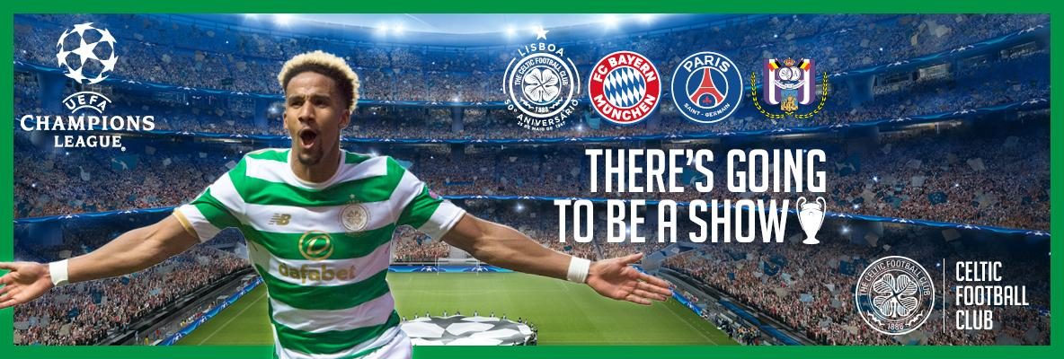 Bayern Munich, PSG and Anderlecht are heading to Paradise