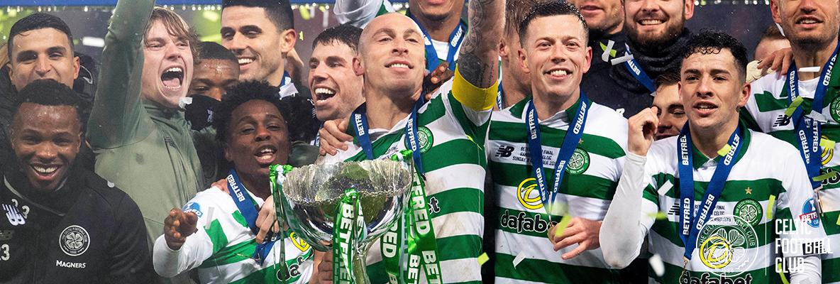 Neil Lennon: This is an incredible group of Celtic players