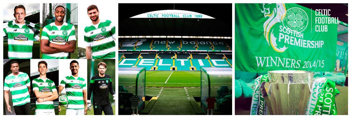 Follow the Bhoys on Instagram @CelticFC!