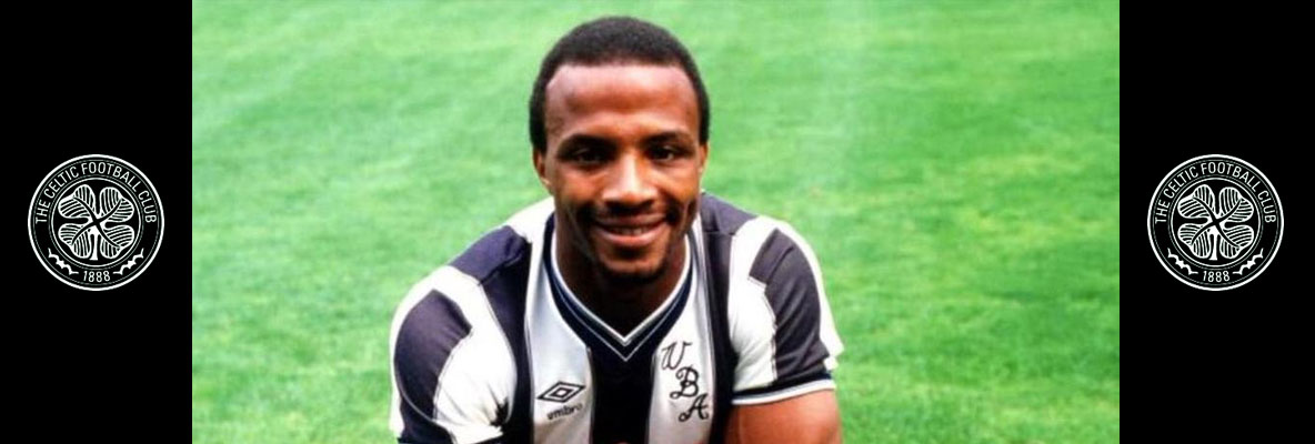 A minute's applause in tribute to Cyrille Regis at Celtic Park