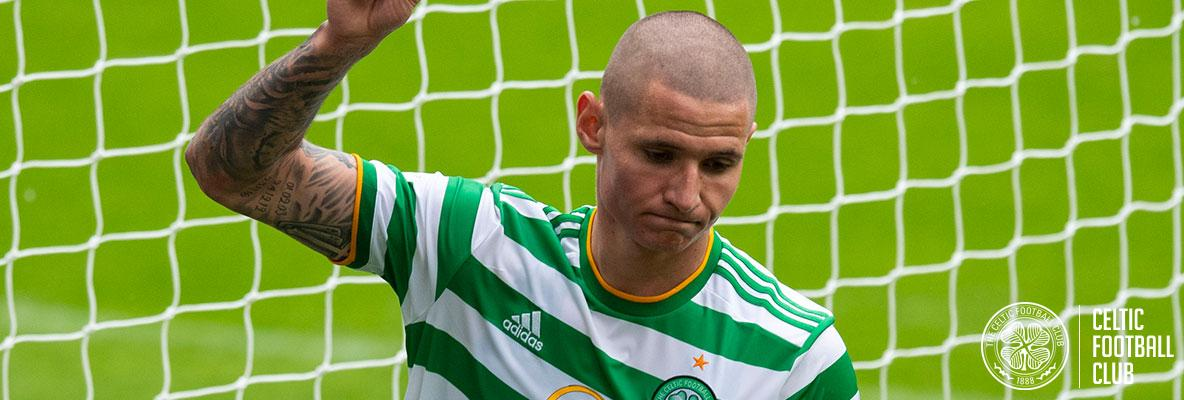 Klimala at the double for Celtic in convincing win over Hibernian
