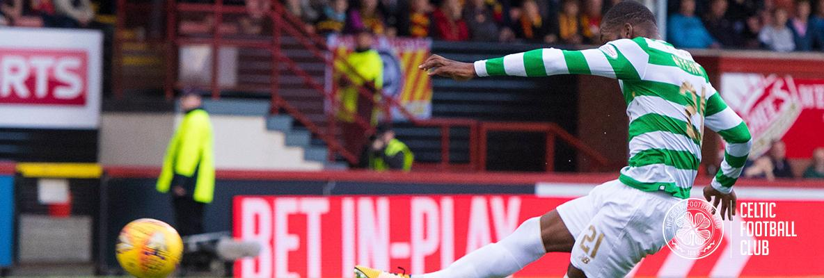Ntcham fires dominant Celts to Glasgow derby victory