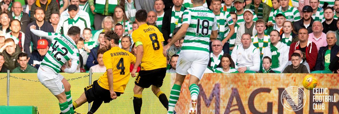 McGregor: Celts can break down AEK Athens in return leg