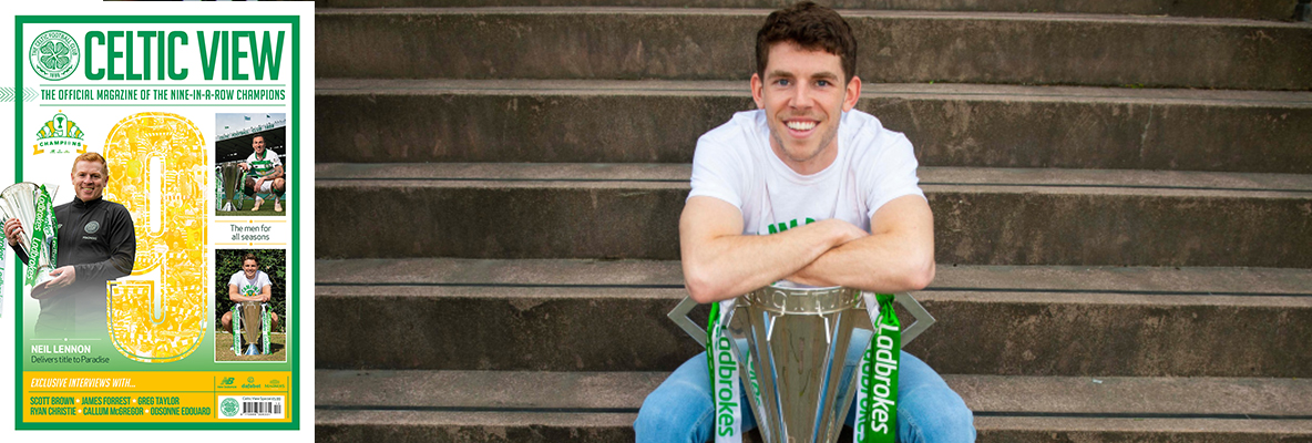 Ryan Christie: 9 in-a-row hasn't sunk in but we're already onto 10