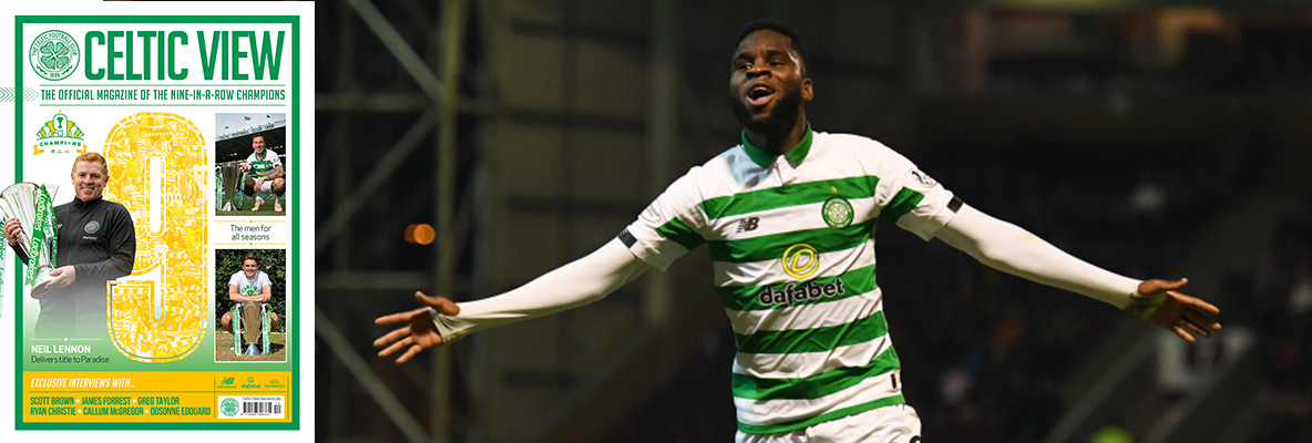 Edouard hails team-mates and fans after winning Player of the Year