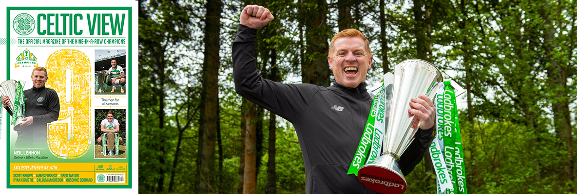 Neil Lennon: We need the fans more than ever as we go for the 10