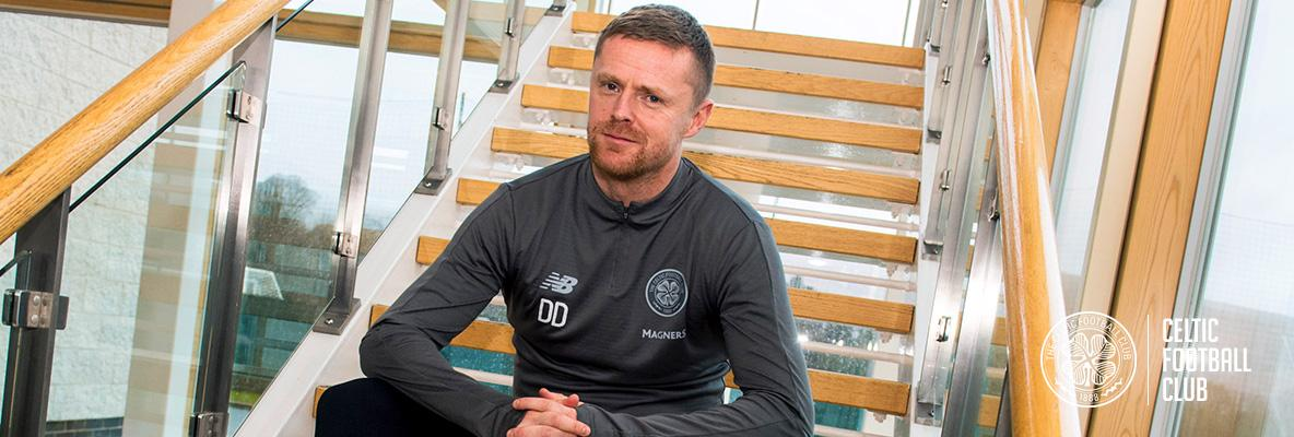 Damien Duff: There's no other place in the world I want to be