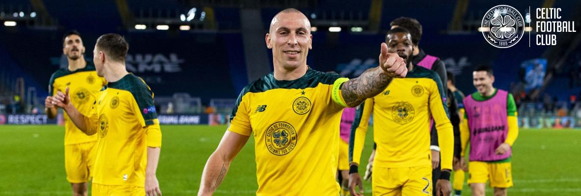 Scott Brown: Lazio win shows potential of this Celtic team