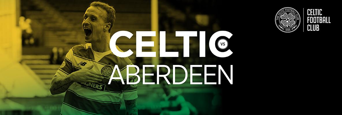 Celtic v Aberdeen – tickets on sale now for the vital clash