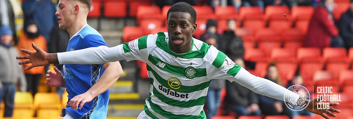 Timo Weah: Helping Bhoys to another win feels incredible
