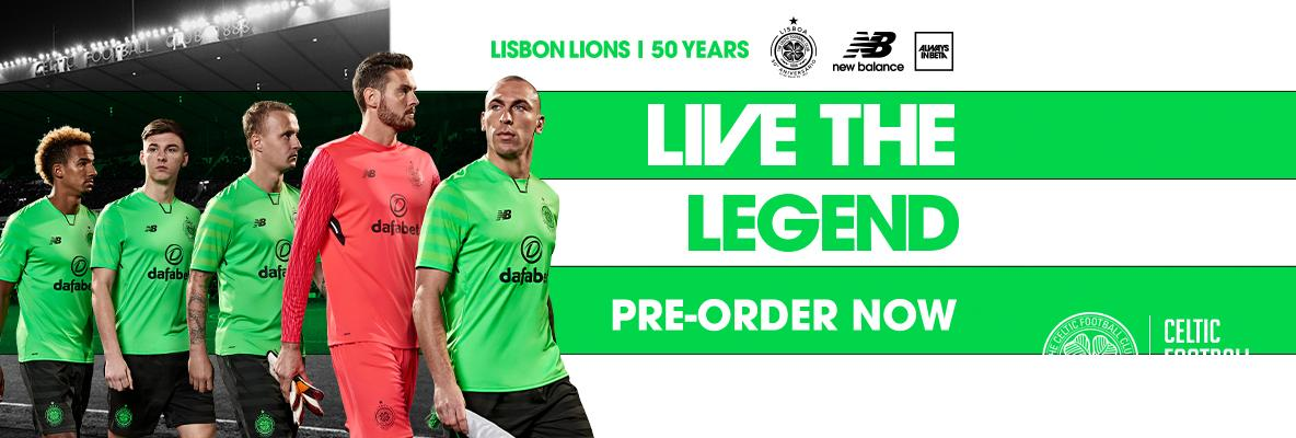best sneakers f804c 8ee91 Introducing the new 2017/18 Celtic Third Kit by New Balance ...
