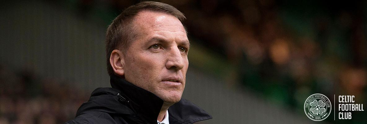 Brendan Rodgers hails players' honesty and professionalism