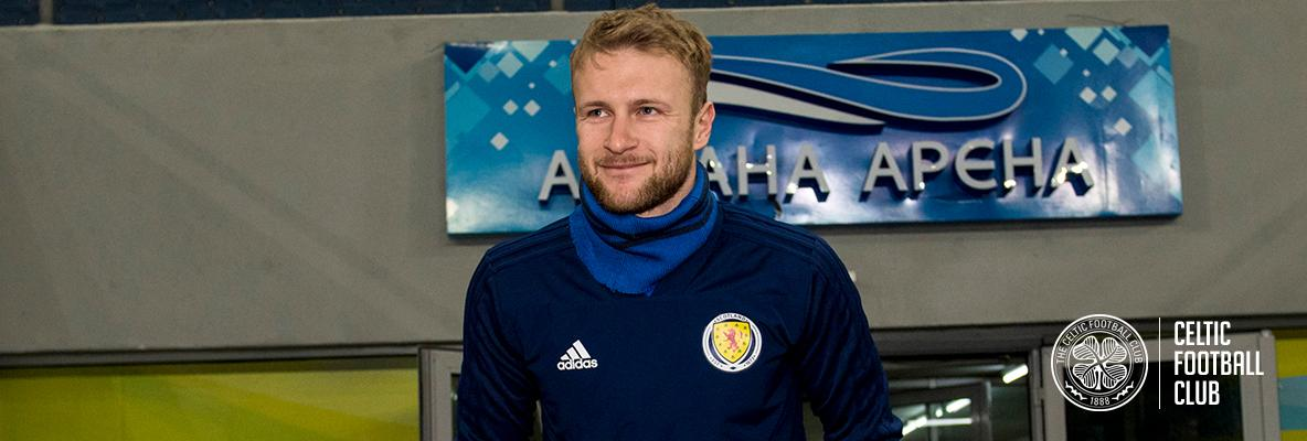 Scott Bain: Bhoys are ready for Euro 2020 qualifiers