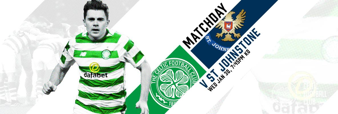 Celtic v St Johnstone matchday guide – buy online and print at home